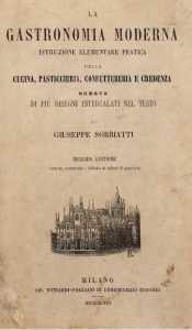 Gastronomia moderna-Giuseppe Sorbiatti