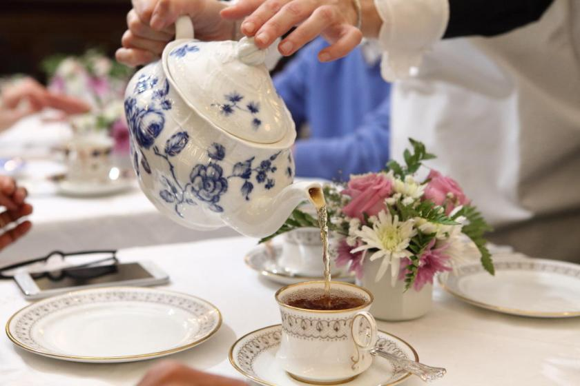 Babingtons tea_Roma