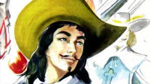 D'Artagnan e la cremaChantilly