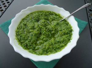 salsa bagnet vert